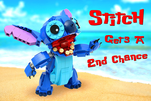 Stitch gets a 2nd chance!
