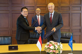 WIPO and Indonesia Sign Memorandum of Understanding | by WIPO | OMPI
