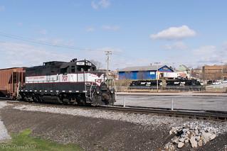 Railroading in Hollidaysburg