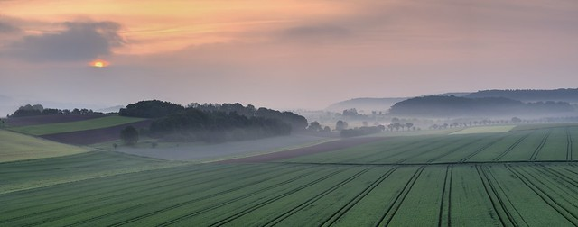 *Home country panorama*