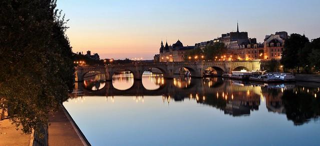 pont Neuf & Conciergerie