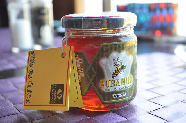 Chestnut honey, Tenerife