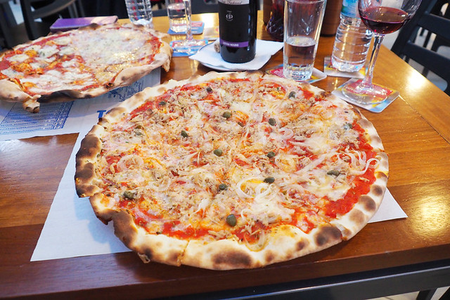 Pizzas, Rugantino, Garachico, Tenerife