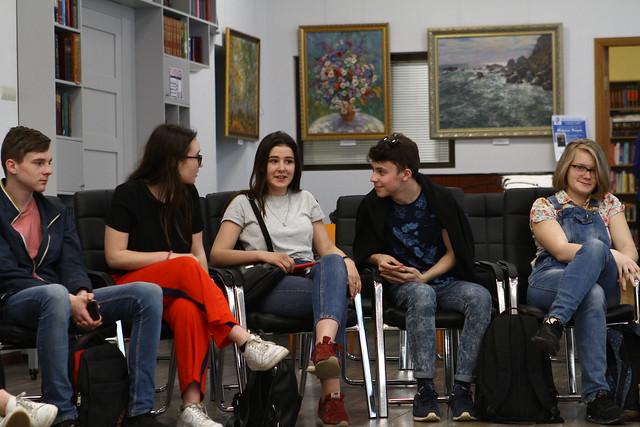 Проект «Школа аніматорів з протидії булінгу» / Показова вистава / КЕПІТ  / 17.05.2019