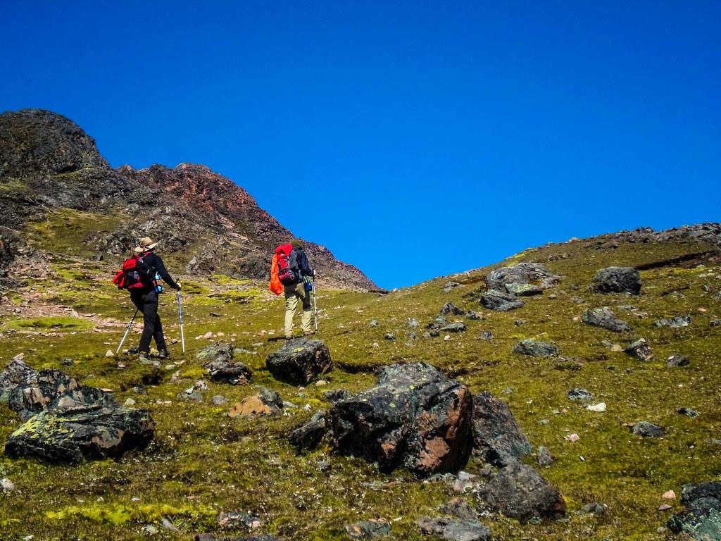 Salkantay Trek Expedition