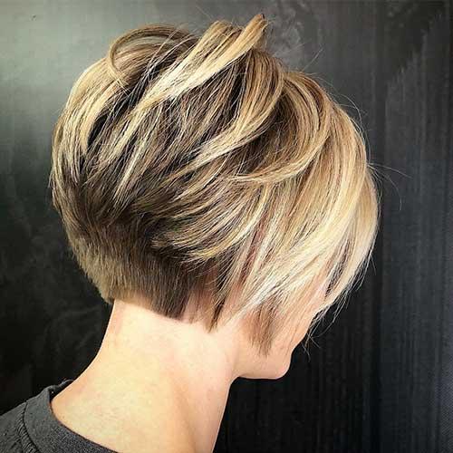 Short Layered Haircuts 82