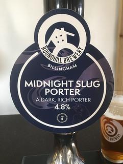 Roundhill Brewery, Midnight Slug Porter, England