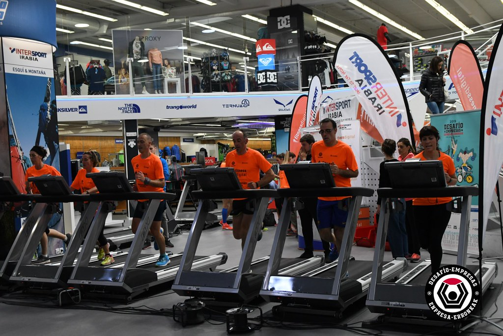 CHALLENGE INTERSPORT. Zancadas solidarias