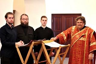 19.05.2019 | Воскресная служба в Юрьевом монастыре