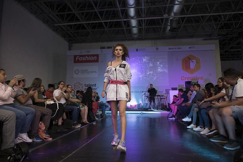 Pasarela Principal Moda Urbana Cosplays