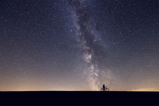 Cycling to the stars
