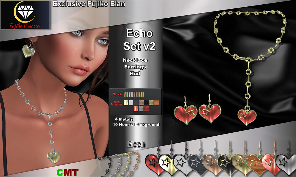 Echo set v.2 vendor (Exclusive FC Design)