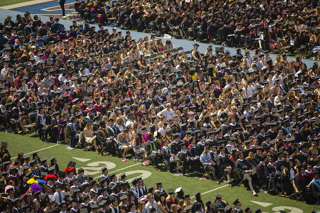 University of Pennsylvania's 263rd Commencement ceremony