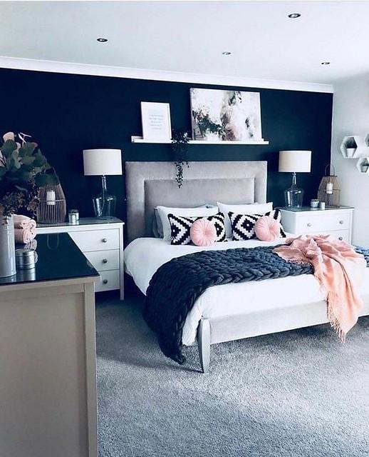26 Beautiful Bedroom Color Schemes Via WordPress Bit Ly 2j Flickr