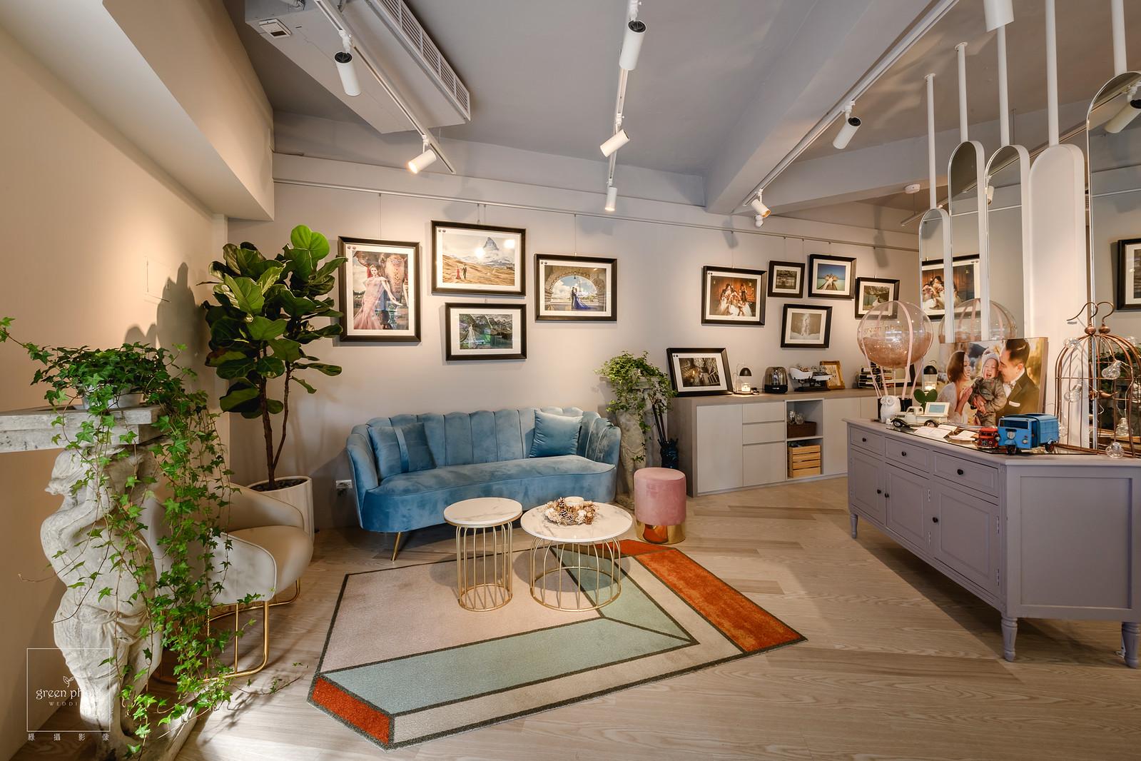 綠攝影像|公司環境|室內設計拍攝