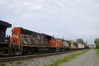 CN 4799 & CN 4802