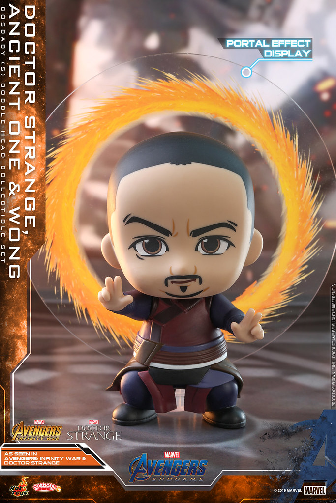 Hot Toys – COSB569 - COSB579 –《復仇者聯盟:終局之戰》Avengers: Endgame Cosbaby Bobble-Head Series