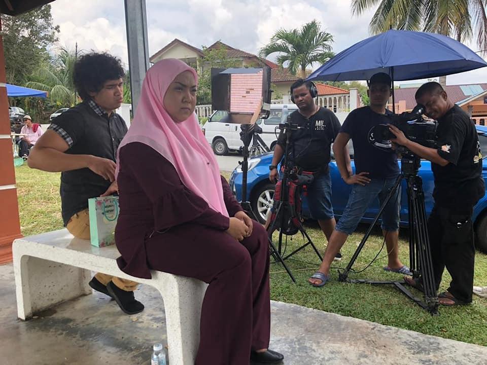 Babak Lakonan Nadzmi Adhwa Dalam Budak Betul