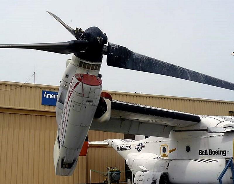 Bell Boeing V22 Osprey 00003