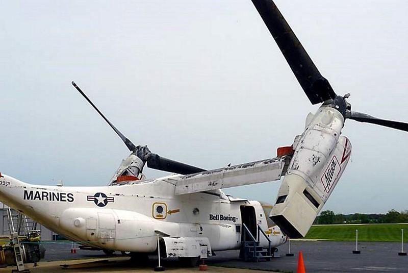 Bell Boeing V22 Osprey 00002