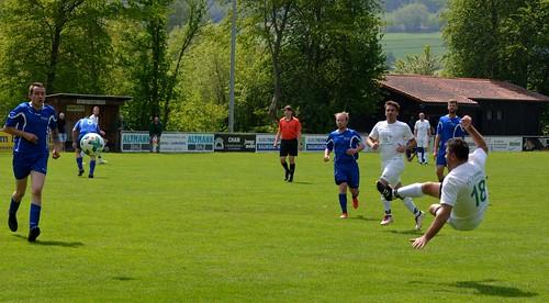 FC Chamerau II 3:3 FC Rittsteig II