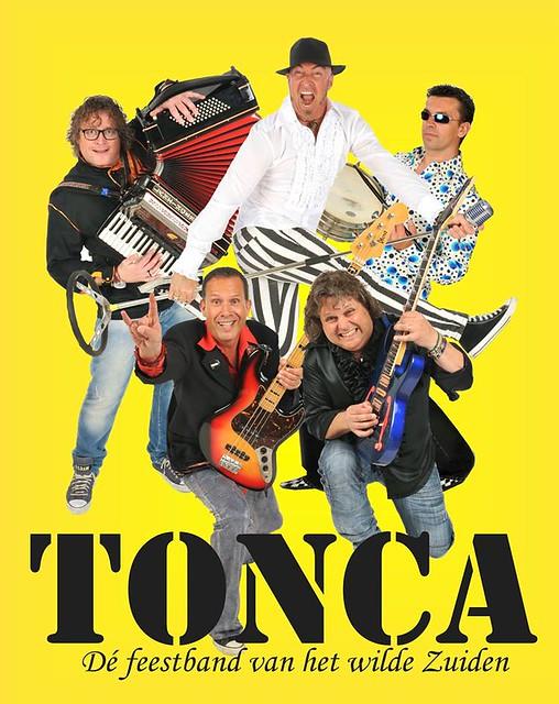 Tonca Feestband 2