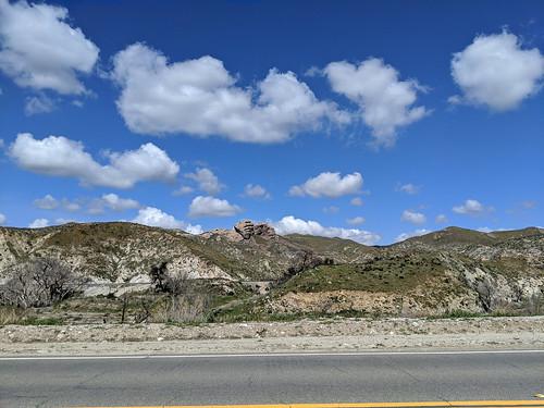 ca california autumn 395 statepark redrockcanyon acton unitedstatesofamerica