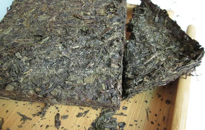 "2016 XiangYi ""Chuan Cheng"" (Carry the Torch) Brick 900g Dark Tea Hunan"