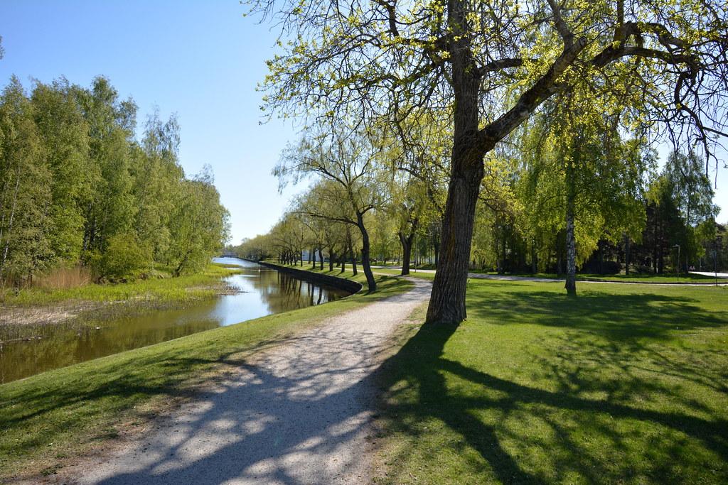 Canal park (Rauma, 20190518)
