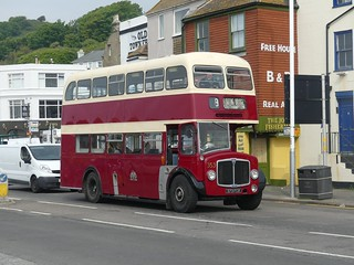Southampton 353 Hastings Bus Rally 2019 025