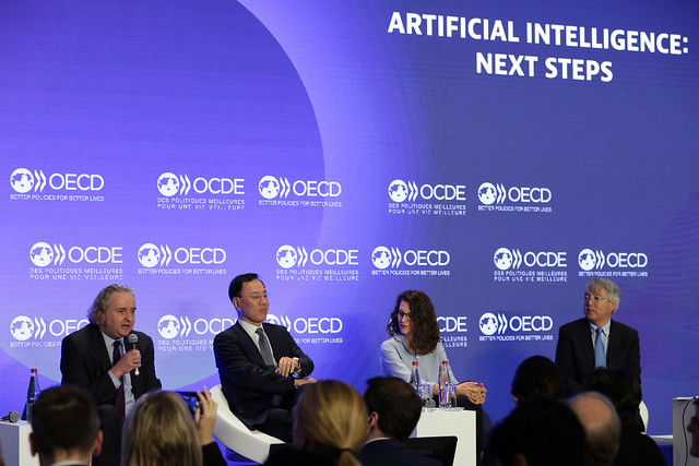 2019 OECD Forum: Artificial Intelligence: Next Steps