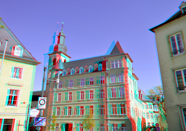 Luxembourg City 3D