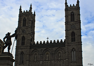 Notre-Dame entrance