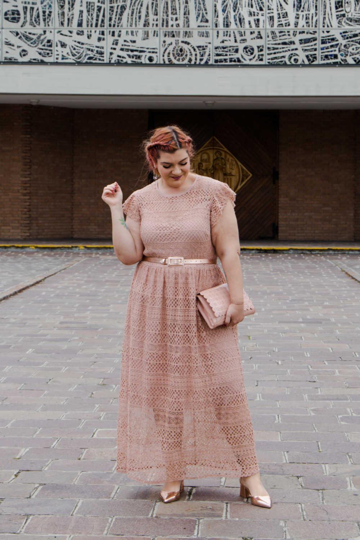 Outfit cerimonia plus size curvy Kitana (6)