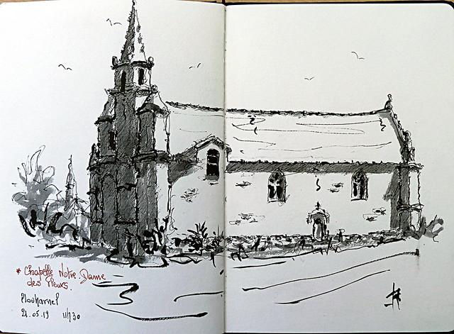 Chapelle Notre-Dame des Fleurs.