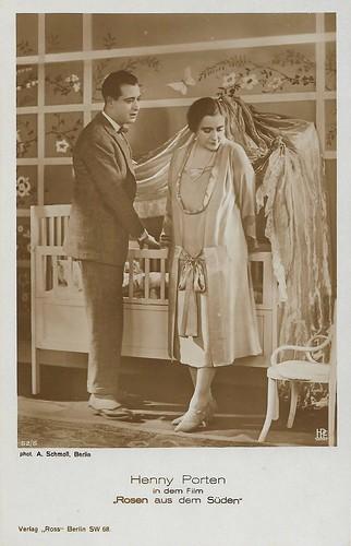 Henny Porten in Rosen aus dem Süden (1926)