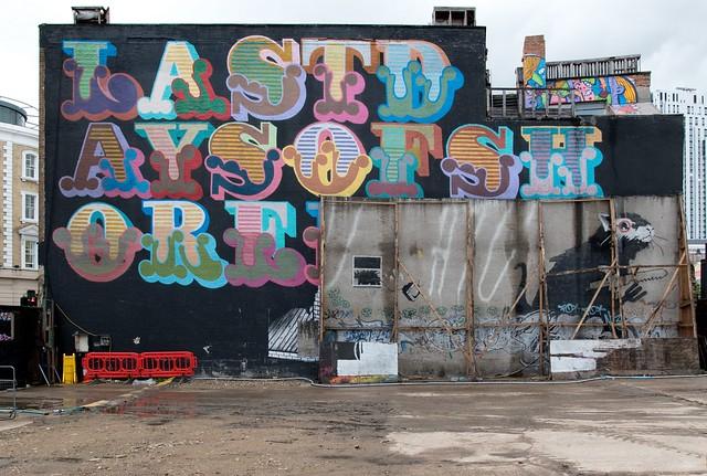 Eine & Banksy