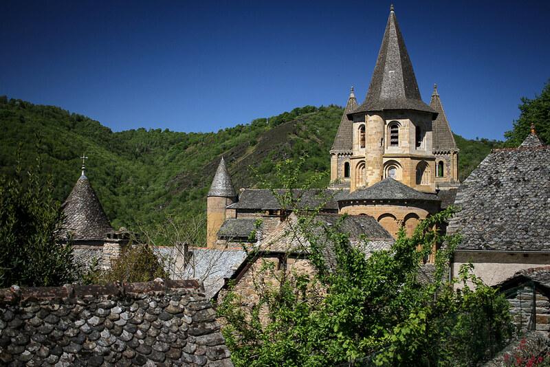 Abadia de Conques