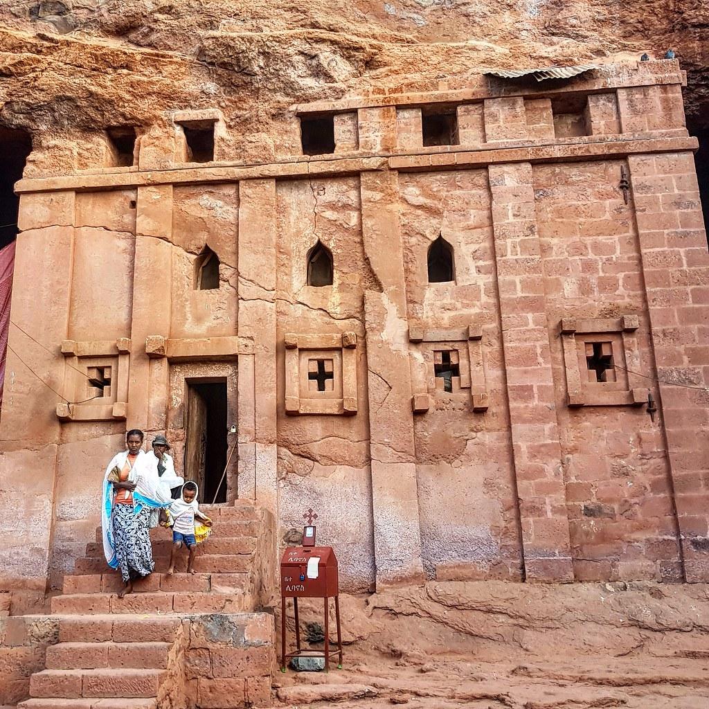 Lalibela churches, Ethiopia
