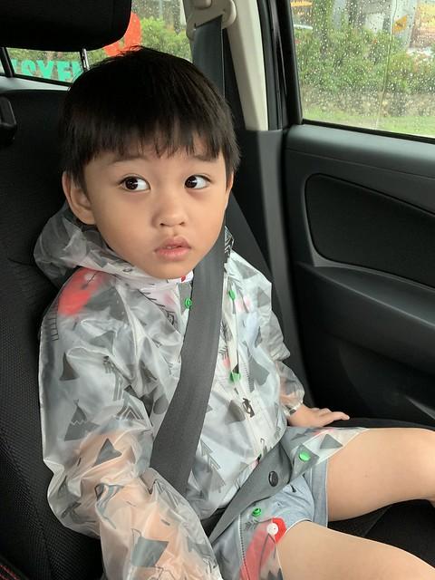 Zafeer Going to School
