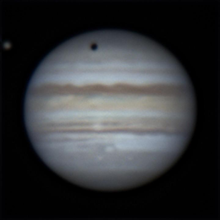 木星とガニメデ (2019/5/22 01:29)