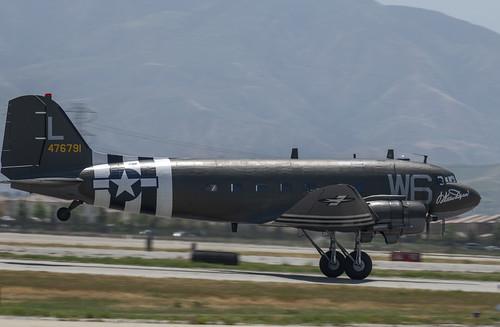 C-47 Willa Dean Take Off Roll