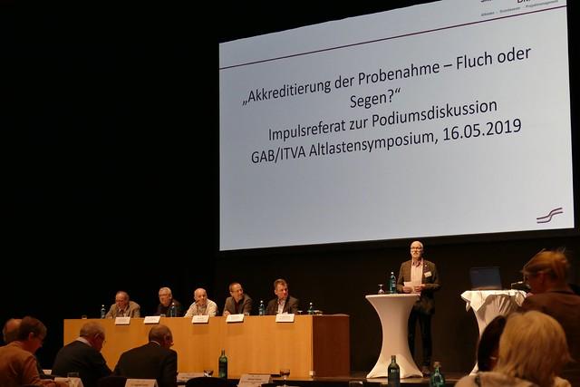 ITVA Altlastensymposium 2019 Aschaffenburg