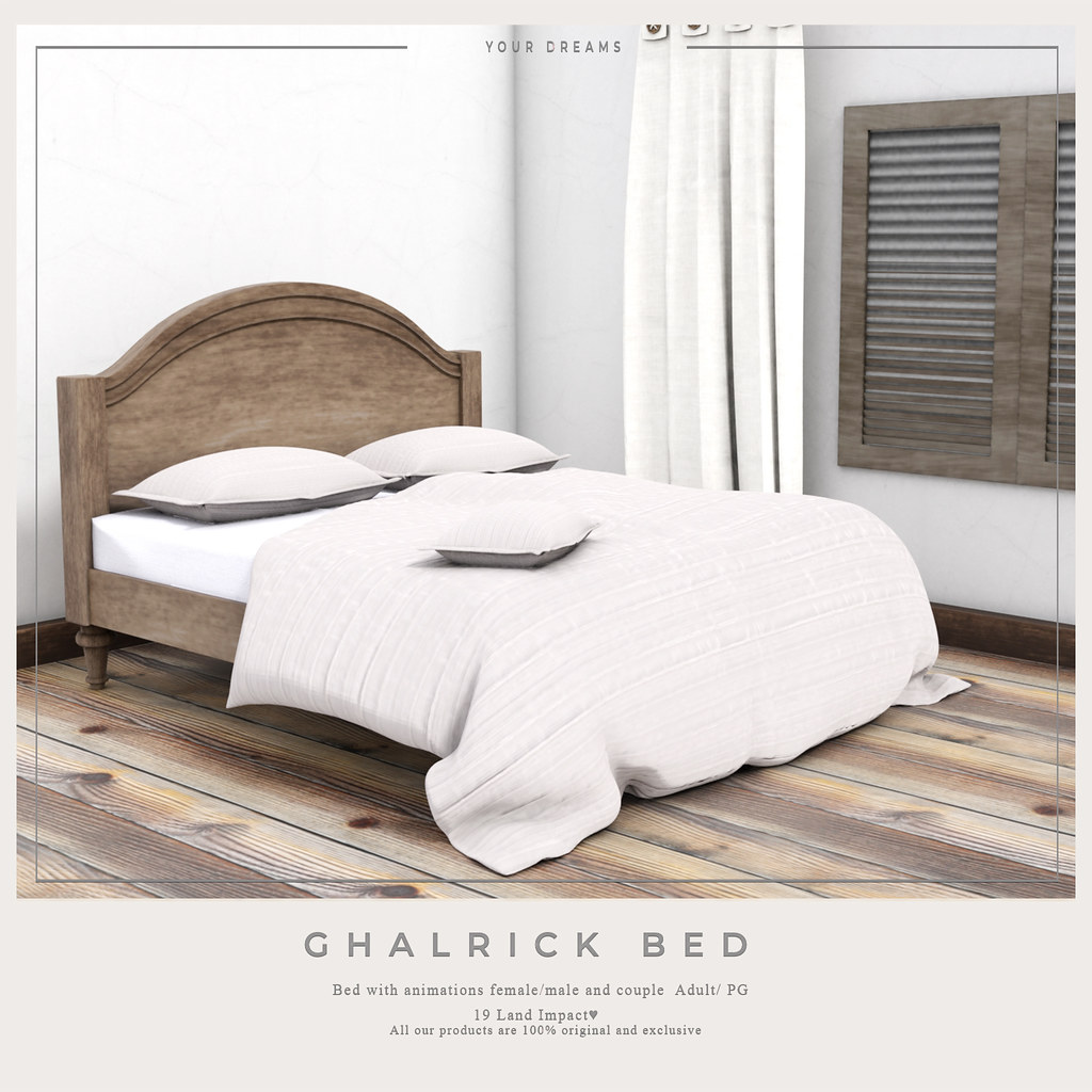 {YD} Ghalrick Bed