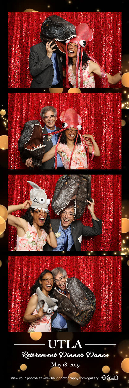 2019 Retirement Dinner Dance Photo Booth
