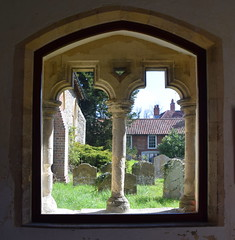 porch window