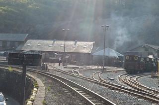 Ffestiniog Railway, Boston Lodge Works.