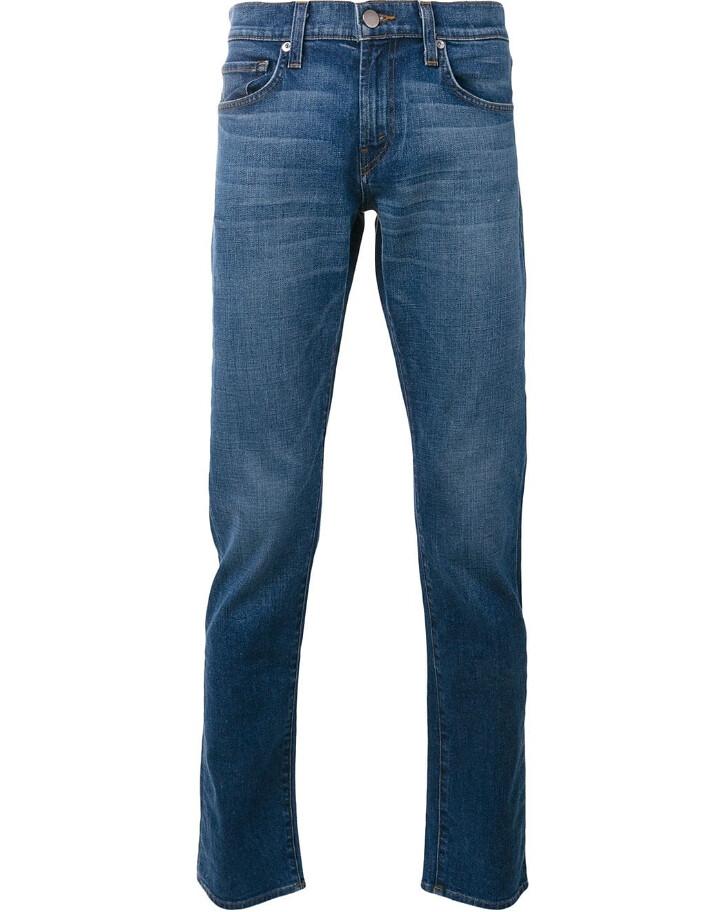 100% Vero J Brand Jeans Da Uomo Tyler Jb000171 Slim Kāmet Blu Taglia 32w-mostra Il Titolo Originale Saldi Di Fine Anno