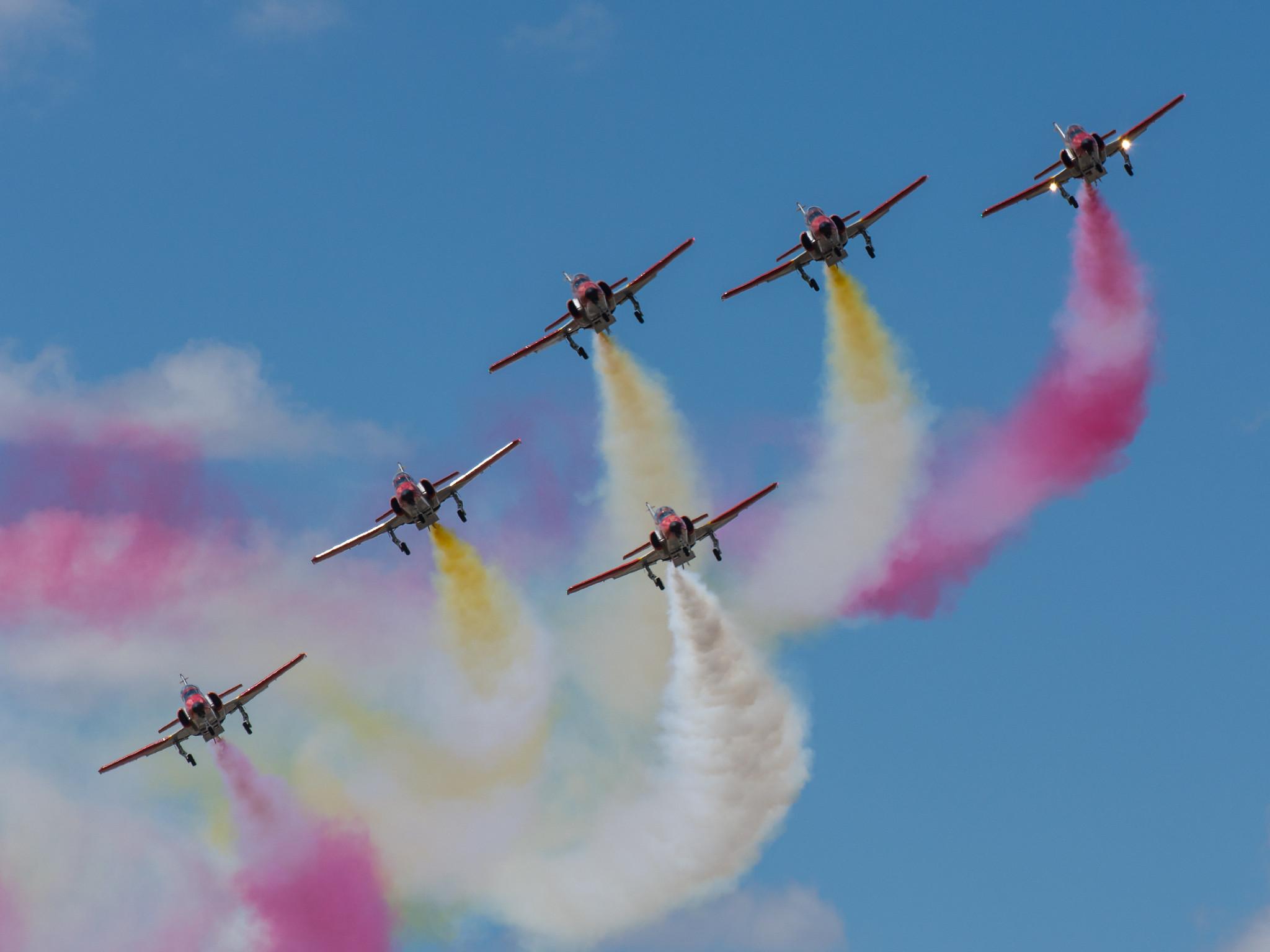 Getafe Airshow 2019