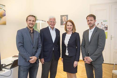 Dienstalk EU mit Schmiedtbauer und Rack